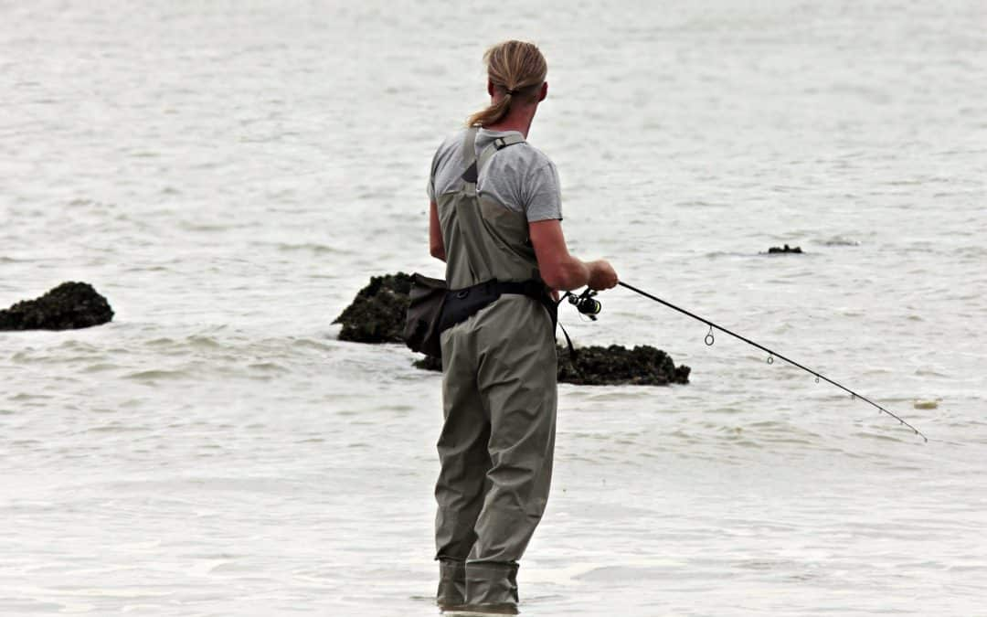 Una de las formas más divertidas de pescar: La pesca spinning