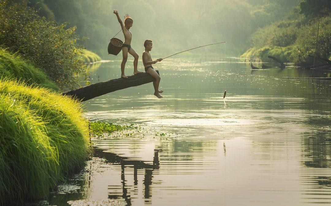 10 Primeros pasos para comenzar a Pescar