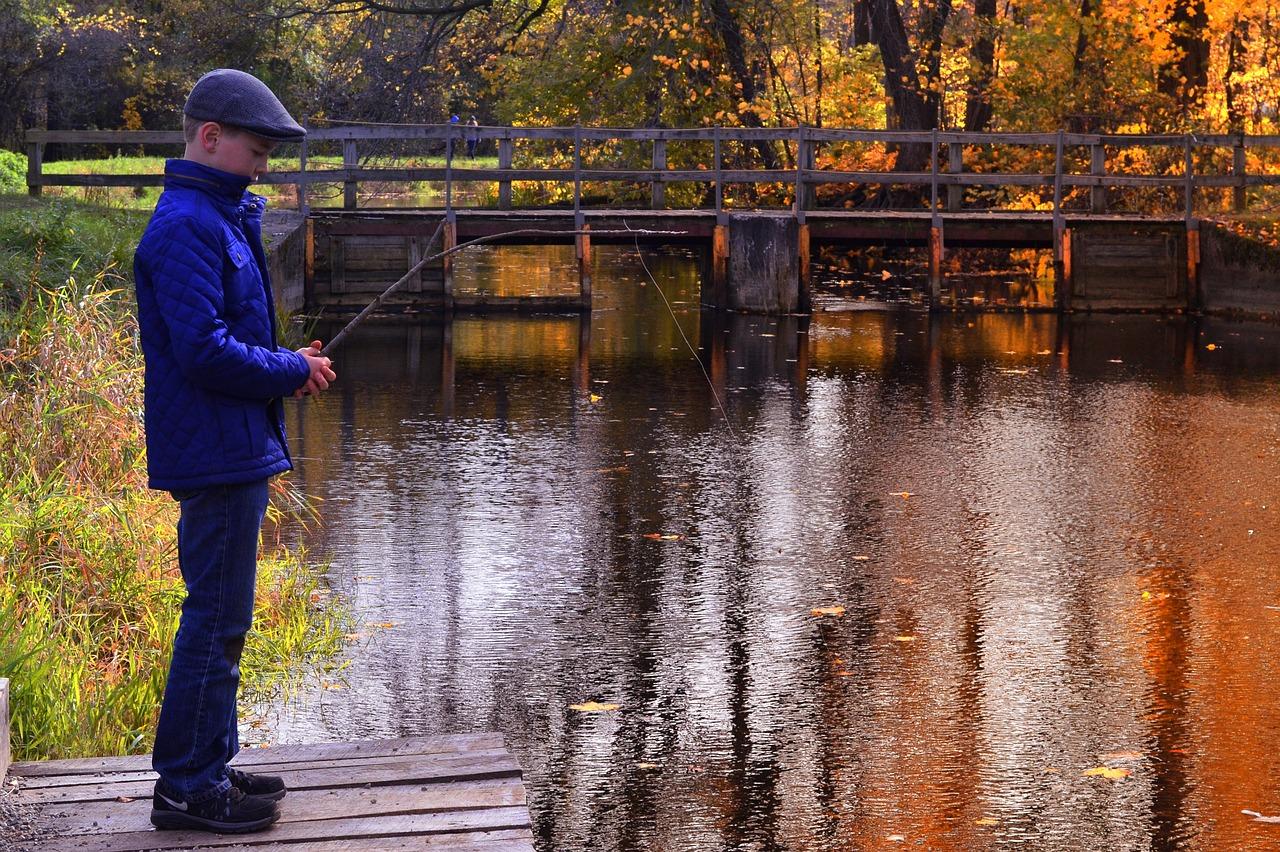 10 consejos para que tus hijos aprendan a pescar